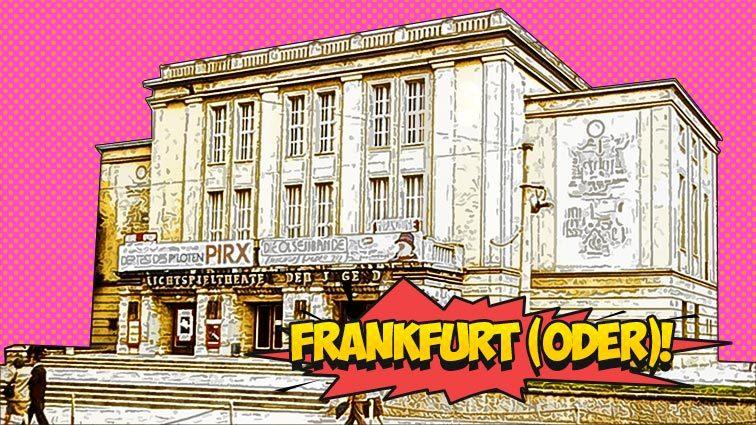 Lichtspieltheater der Jugend in Frankfurt (Oder)