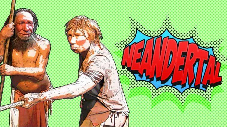 Neanderthal Mettmann Titelbild