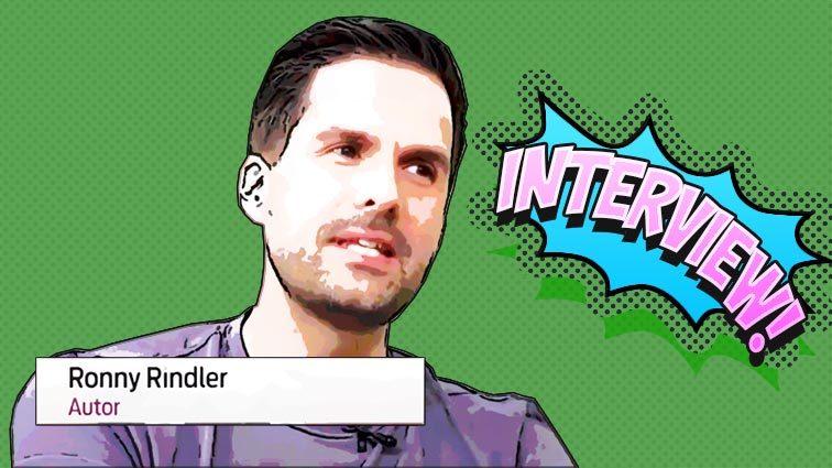 Interview mit schauLEBEN auf SchauTV